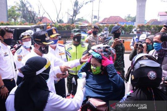 Wali Kota sebut Penerapan PSBB di Palembang bakal dievaluasi
