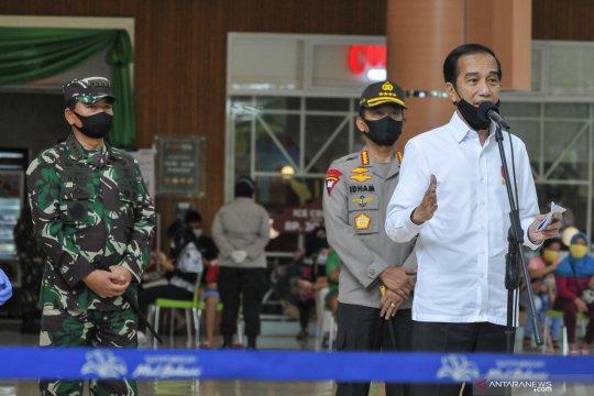 Jokowi minta ada prioritas pelaksanaan Proyek Strategis Nasional
