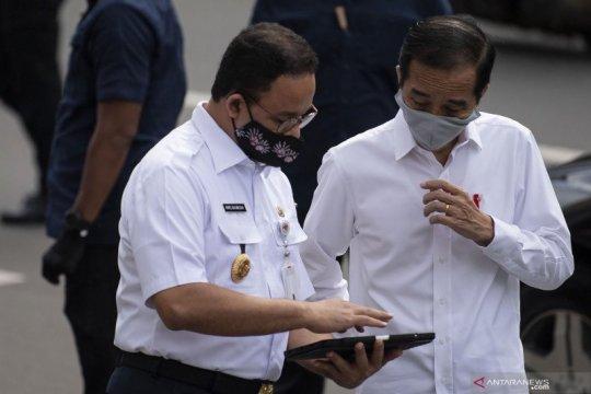 Kamis ini, pertambahan kasus positif COVID-19 Jakarta masih seratusan