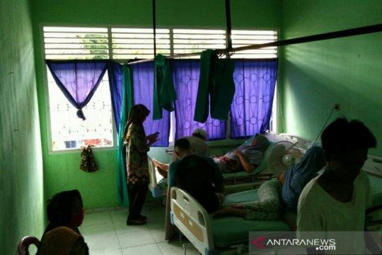 Perahu sarat penumpang tenggelam di Ogan Ilir, empat guru tewas