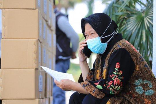 Risma ajak warga Surabaya disiplin melaksanakan protokol COVID-19