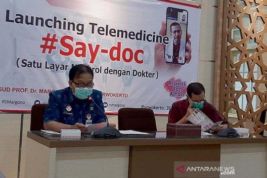 RSMS Purwokerto luncurkan layanan telemedis mudahkan warga saat wabah