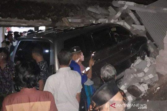 Polda Jateng dalami dugaan kelalaian polisi penabrak rumah di Rembang