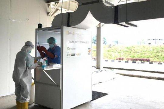UI ciptakan bilik swab test COVID-19 yang aman bagi tenaga kesehatan