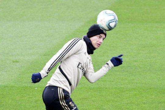 James Rodriguez pilih Atletico Madrid