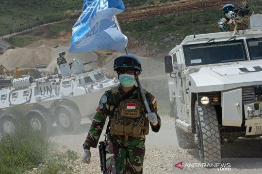 Menlu RI minta dunia dukung misi perdamaian PBB di tengah COVID