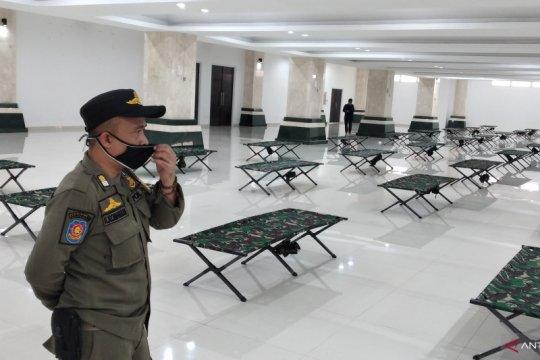 Masjid KH Hasyim Asy'ari siapkan lima ruangan untuk isolasi pemudik