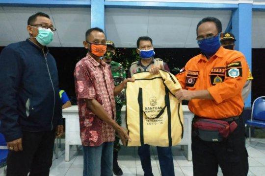 Pemprov kirim paket sembako untuk warga terdampak banjir Lamongan