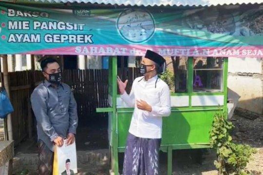 Anggota DPR Mufti Anam semangati pelaku UMKM sambut normal baru