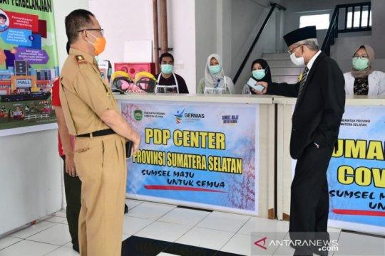 Pemprov Sumsel beri insentif petugas Rumah Sehat Jakabaring