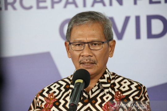 Yurianto: Beberapa provinsi tak ada penambahan signifikan COVID-19