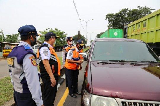 Kemenhub mulai perketat pengawasan transportasi darat menuju Jakarta