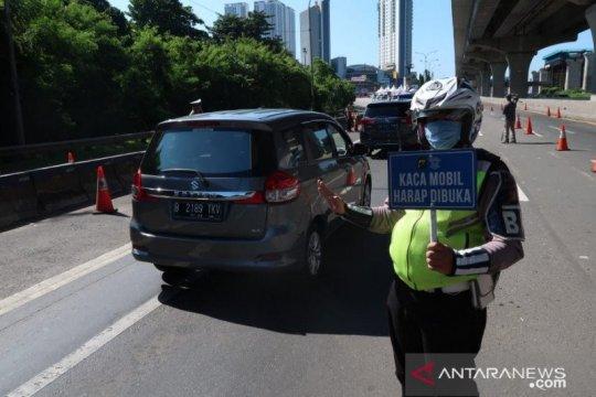 Jasa Marga mencatat 30 ribu kendaraan diputarbalik di Cikarang Barat