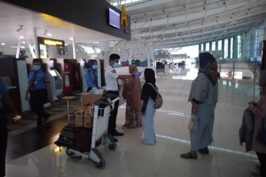 """Bandara Kertajati siap terapkan kebijakan """"new normal"""""""