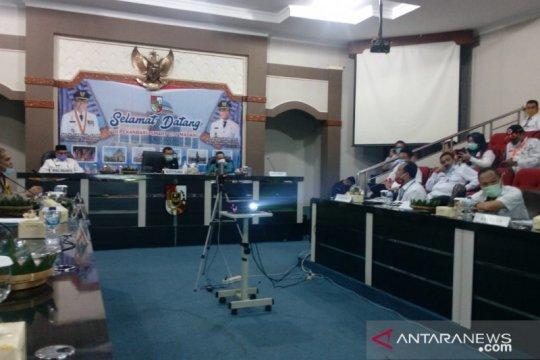Wali Kota: Setelah PSBB, transmisi lokal di Pekanbaru bisa ditekan