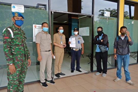 Dua pendatang asal Surabaya dikarantina
