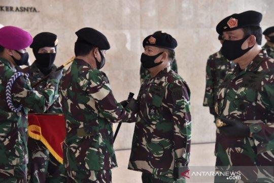 Panglima TNI pimpin Sertijab 3 jabatan strategis