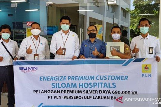 """PLN layani """"premium"""" Bandara Komodo dan RS Siloam Labuan Bajo"""