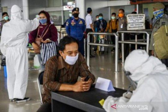 BPS: Penumpang pesawat anjlok 81,70 persen pada April