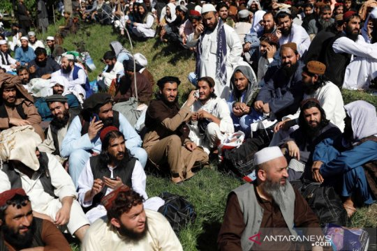 Pemerintah Afghanistan, Taliban sepakat Doha tempat berunding