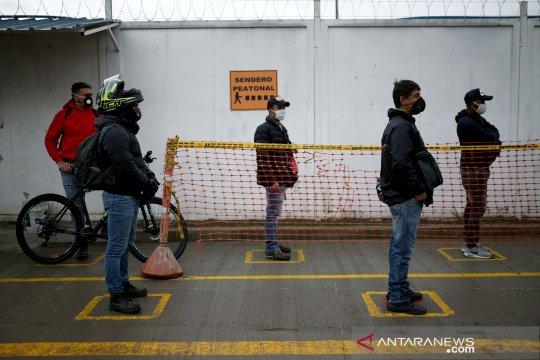Kolombia tak akan longgarkan karantina di ibu kota