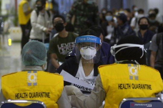 Rekomendasi kesehatan untuk maskapai penerbangan dari lembaga PBB