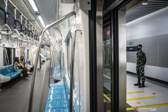 MRT Jakarta siapkan ruang isolasi khusus