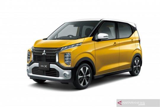 Dua mobil mungil Mitsubishi dapat skor tertinggi JNCAP