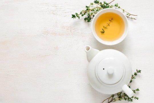 Benarkah minum teh tawar mampu turunkan kolesterol?