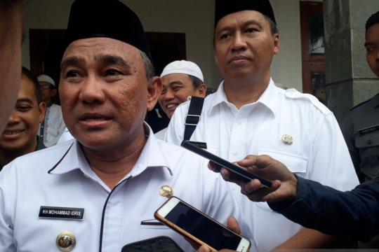 Pemkot Depok mengusulkan perpanjang PSBB hingga 4 Juni