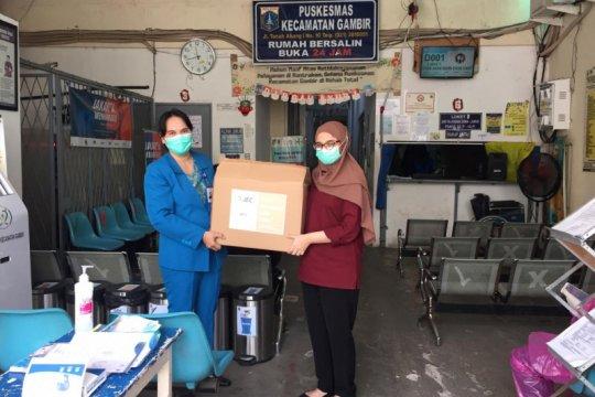 JEC salurkan 275.000 masker bedah untuk rumah sakit dan Puskesmas
