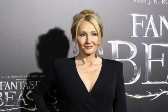 Situs penggemar Harry Potter jauhi JK Rowling terkait transgender