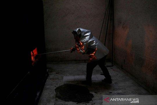 Meksiko : Kematian COVID sebenarnya kemungkinan 60 persen lebih tinggi