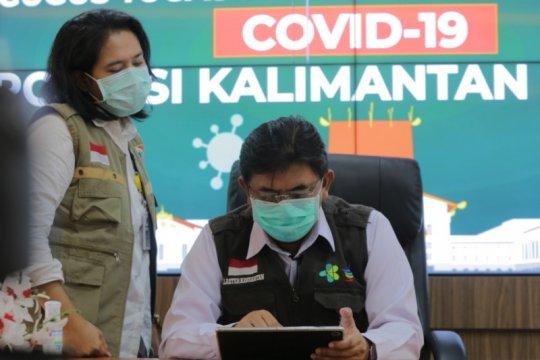 Sehari bertambah 73, positif COVID-19 di Kalsel  melonjak 703 orang