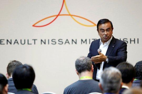 Perjalanan aliansi Nissan-Renault-Mitsubishi dari tahun ke tahun