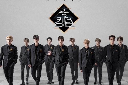 "Golden Child tersingkir dari ""Road To Kingdom"""