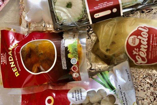 Bisnis kuliner Indonesia makin marak di tengah corona di Inggris