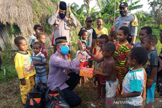 15 kabupaten di Papua masuk zona hijau, aktivitas kembali normal