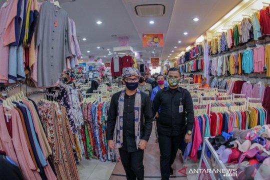 Toko-toko nonpangan di Bogor mulai diizinkan beroperasi