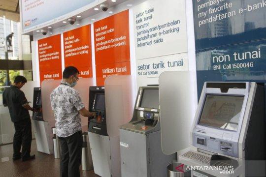 BNI buat aplikasi tarik tunai tanpa kartu di ATM sambut normal baru