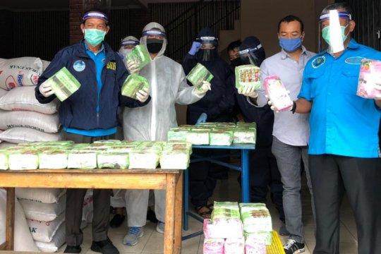 BNN sita sabu dan ekstasi seberat 100 kg di Bekasi
