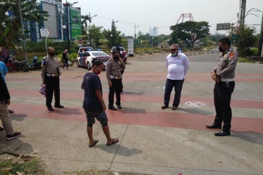 Polisi: Olah TKP buktikan bajaj tabrak bus Transjakarta