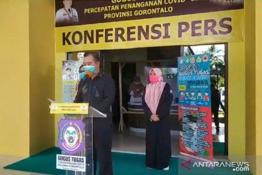 Pasien positif COVID-19 di Provinsi Gorontalo bertambah lima orang