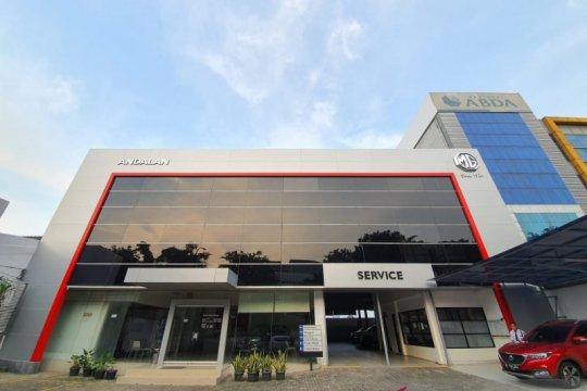 SAIC tunjuk Andalan Motor hadirkan diler 3S pertama MG Indonesia