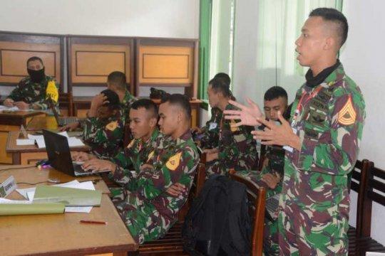 254 taruna tingkat IV Akmil praktik aplikasi kepemimpinan