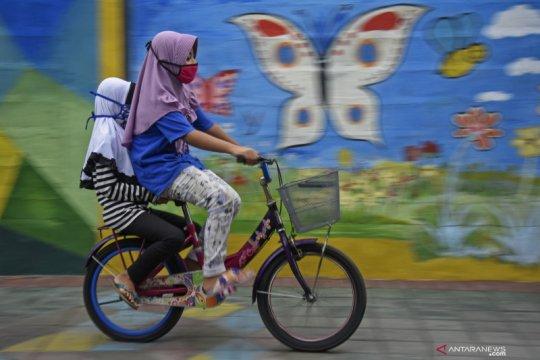 Kenormalan baru, sepeda menjadi pilihan moda transportasi