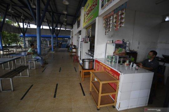Rest area terimbas menurunnya pengguna tol
