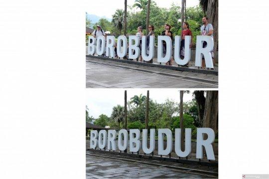 Wisata Borobudur masih tutup untuk umum