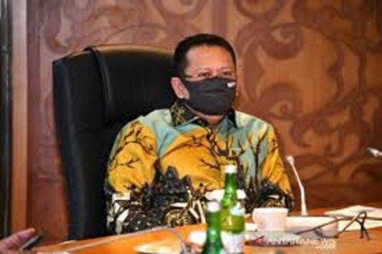Ketua MPR: Sumpah Pemuda momentum perkuat persatuan hadapi pandemi