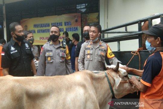 Polres Batang bekuk empat pelaku pencurian sapi